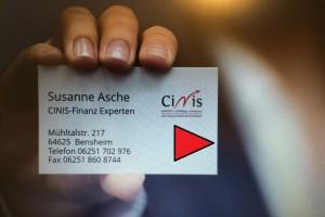 Erfahren Sie hier mehr über die CiNiS-Finanz Experten und Susanne Asche